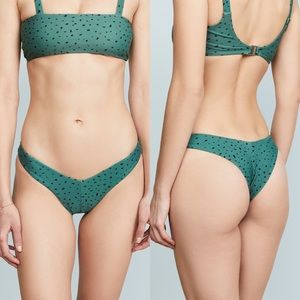 Charlie Holiday Escapist Bottoms in Mint Chocolate
